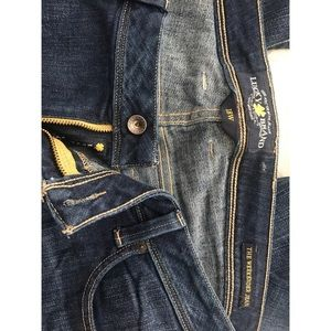 Plus size lucky brand jeans